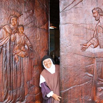 베네수엘라 치르구아의 가르멜회 수녀 (출처=ACN 자료사진)
