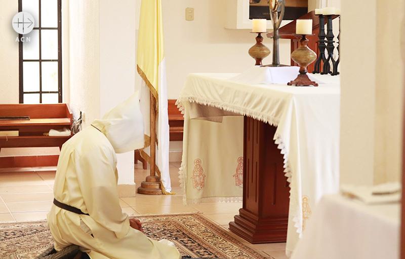 알베르티니아노 관상 수도원 (출처=ACN 자료사진)