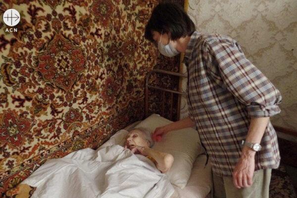 도미니꼬회 베타니아 공동체 알리나 알락쇼바 수녀 (출처=ACN 자료사진)