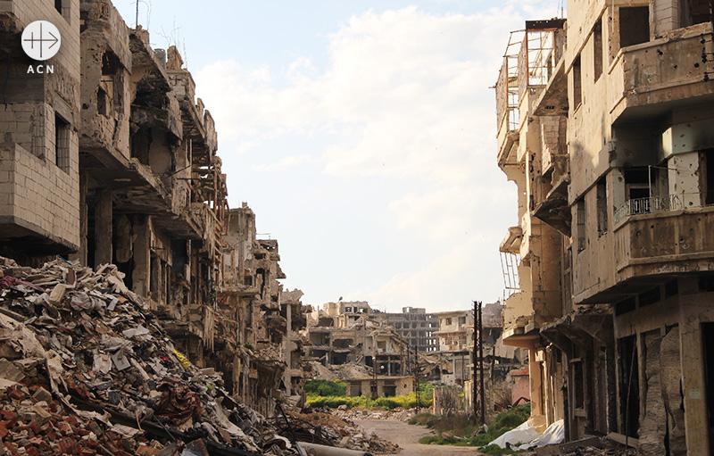 시리아 홈스 (출처=ACN 자료사진)