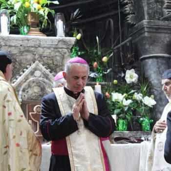 이라크 시리아 가톨릭교회 하디아브 아르빌 대교구장 니자르 세만 대주교 (출처=ACN 자료사진)