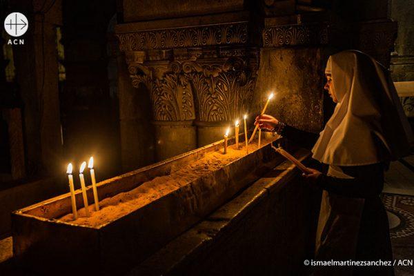 예루살렘 주님무덩성당 (출처=ACN 자료사진)