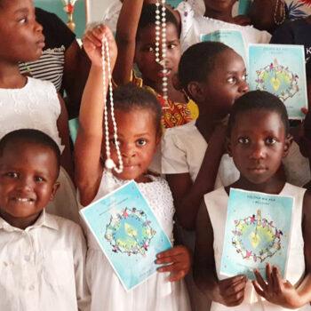 ACN '100만 어린이의 묵주기도' 말라위