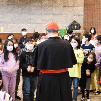 2021 100만 어린이의 묵주기도 - 서울대교구 개포동성당